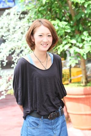 川口 麻衣子 写真